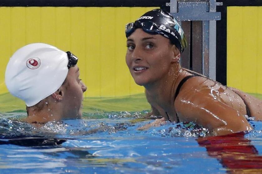 La argentina Bardach se mete en el podio entre canadienses Cieplucha y Harvey