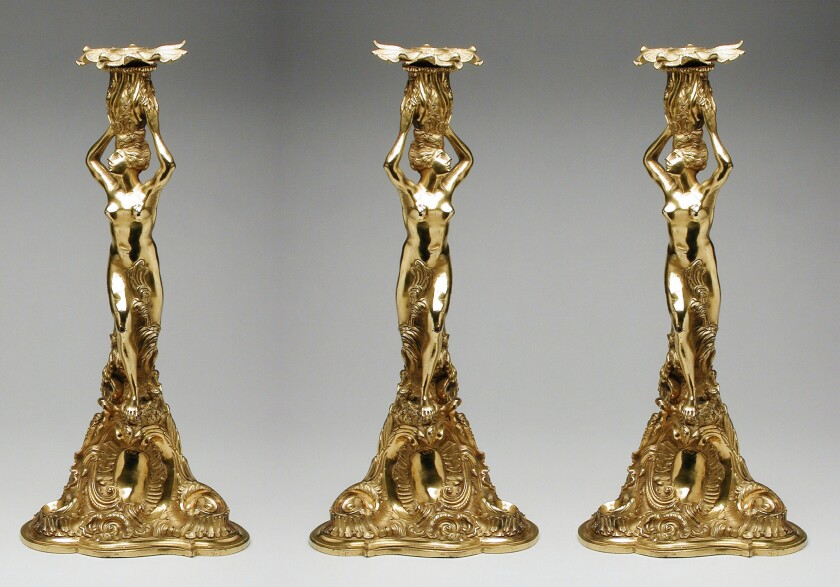 Bookslut is launching the Daphne, an award for the best book of 50 years ago. The winner will get acclaim only -- not the ormolu candlestick of Daphne, which is in LACMA's collection.