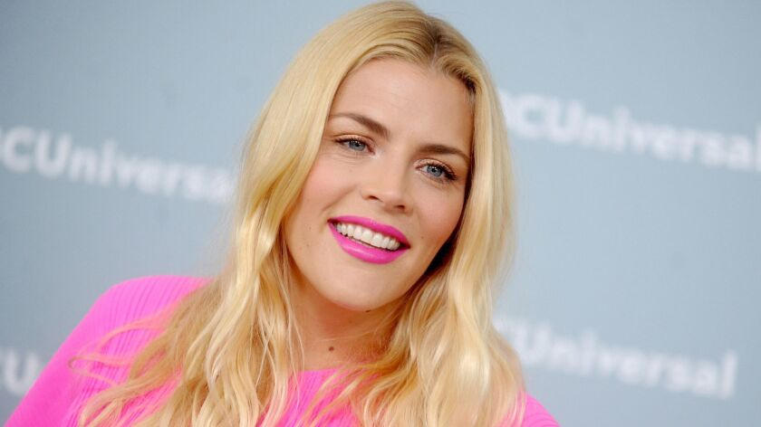 Actress and late-night host Busy Philipps had been waiting for a call from Oprah Winfrey since &quot