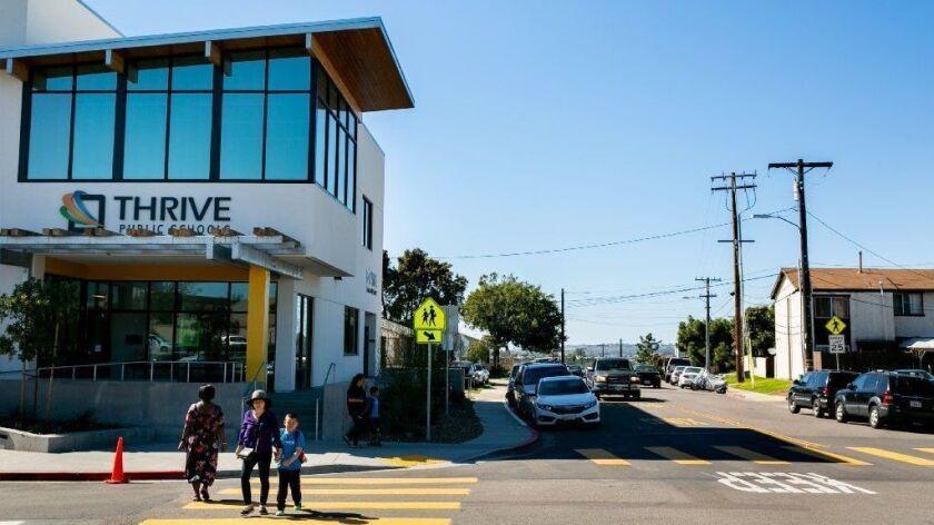 Thrive Charter School