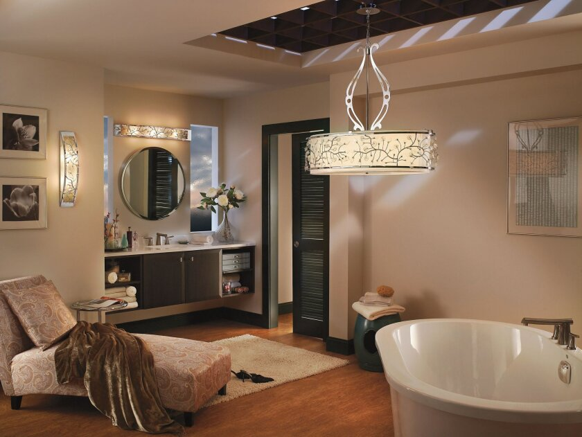 The Jardine Collection by Kichler Lighting.