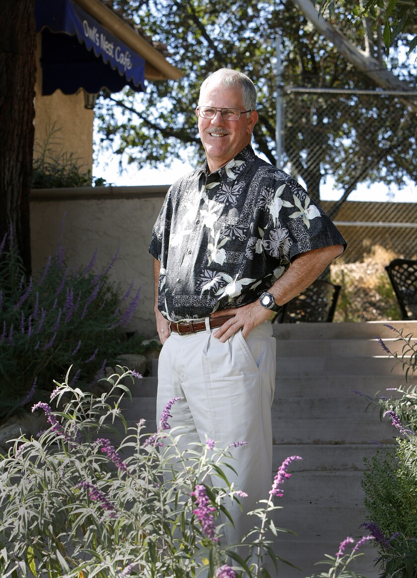 Bob Frank to retire from Hillside School after 39 years of service, growth