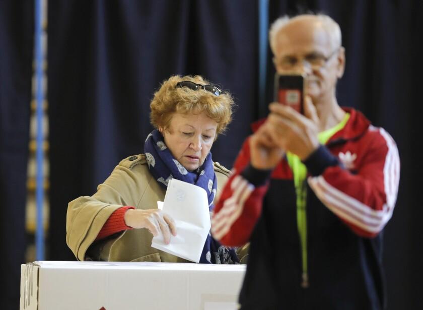 Romania Elections