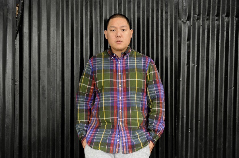 """Eddie Huang has slammed """"Fresh Off the Boat,"""" the ABC comedy based on his book, as """"artificial."""""""