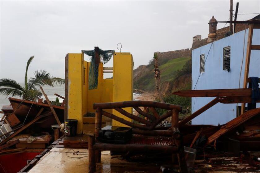 """La Asociación de Alcaldes de Puerto Rico criticó a las firmas aseguradoras de la isla por la """"lentitud"""" que consideran tienen, en la tramitación se reclamaciones relacionadas a los huracanes Irma y María. EFE/Archivo"""