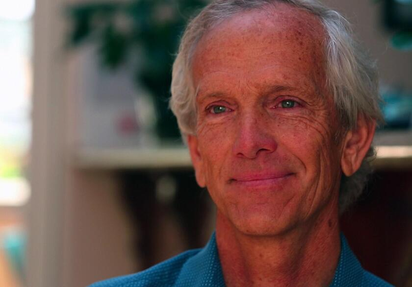 Paul Mills, senior author of the fast food study. He is a professor and chief of Family Medicine and Public Health at the UCSD School of Medicine.