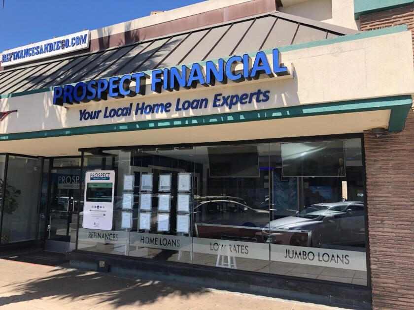 Prospect Financial