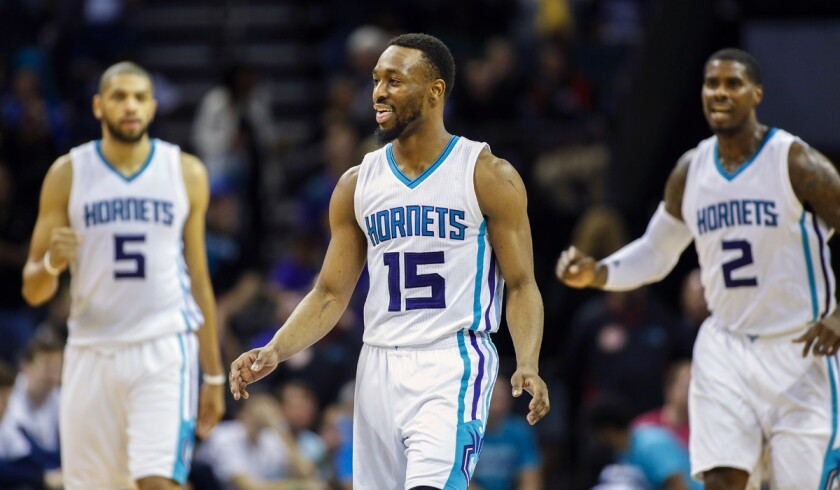 NBA trends: Hornets have become playoff contenders