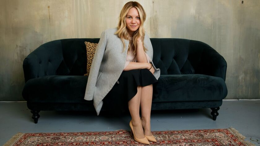 Joyce Azria recently introduced her new fashion line, Avec les Filles, which is based in Los Angeles.