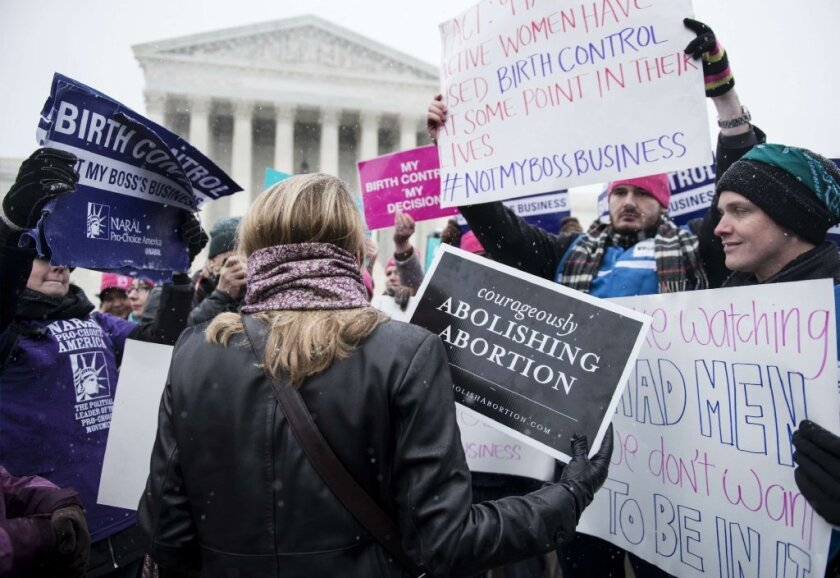 Birth control battle in D.C.