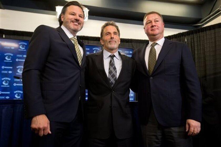 Canucks hire fired Rangers coach John Tortorella - The San