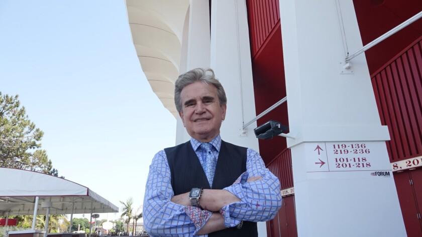 Carlos Alberto Avilas es uno de los grandes cronistas del boxeo mundial.