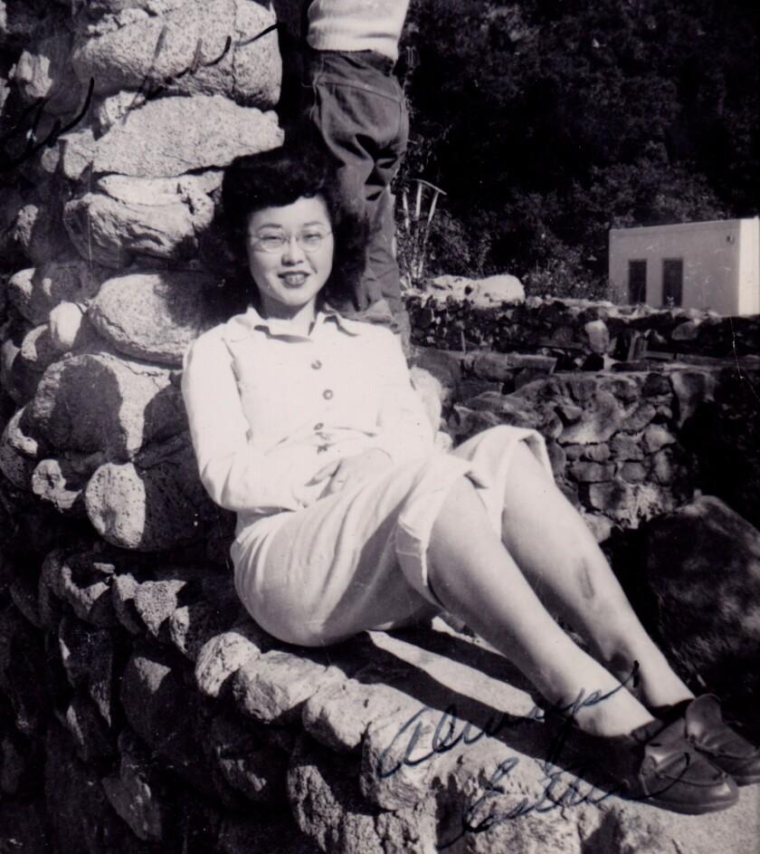 Esther Takei,  19