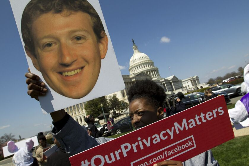 Column: In Facebook settlement, the FTC lets the company and