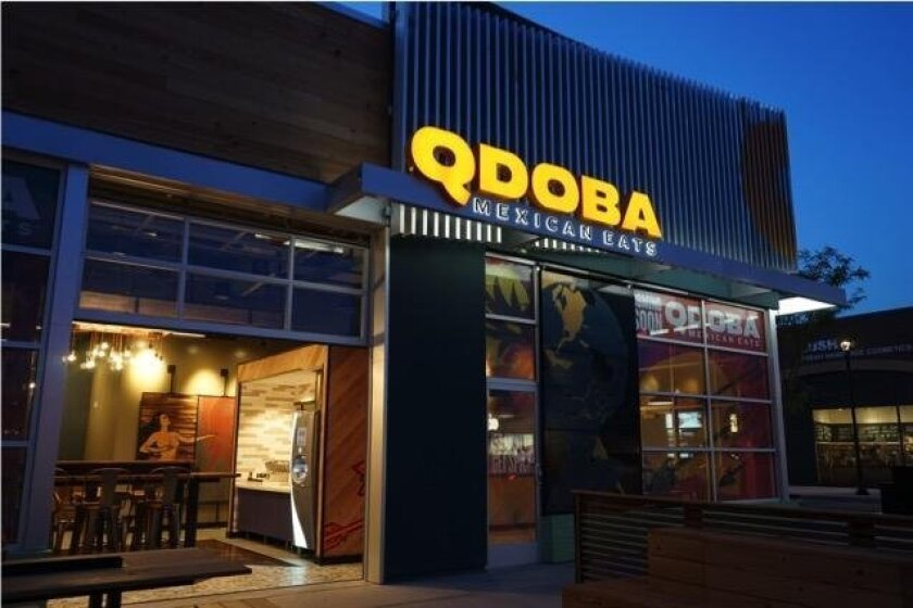 Qdoba expects to open new restaurants in San Diego but isn't ready to say exactly how many, although the first ones would be ready by next year, the company says.
