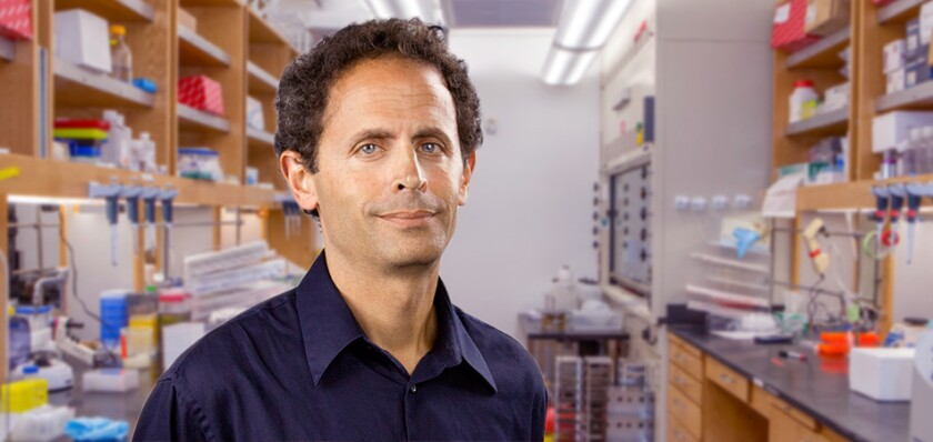 Ben Cravatt, co-founder of Abide Therapeutics and chemistry professor at Scripps Research.