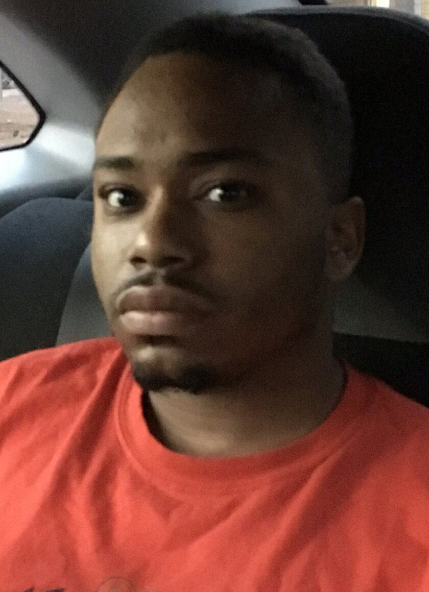 This photo taken by the Baton Rouge Police Department in Baton Rouge, La., on Thursday, June 2, 2016, shows Brandon Christopher Henderson, after being arrested on murder charges in the deaths of two Southern University students who were killed in a shootout at an off-campus party in April. (Baton R