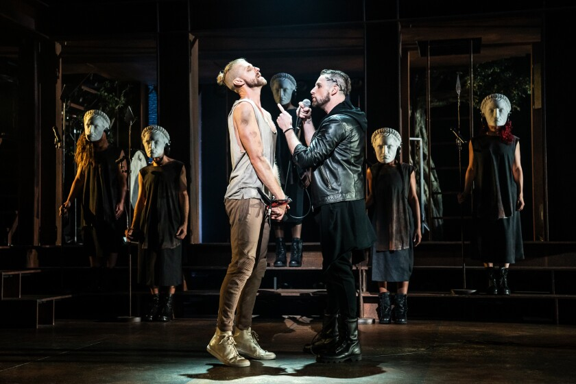Review: New touring production of 'Jesus Christ Superstar' boasts ...