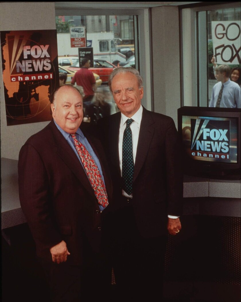 Ailes and Murdoch