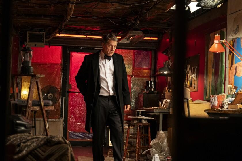 "Hugh Grant in ""The Undoing."""