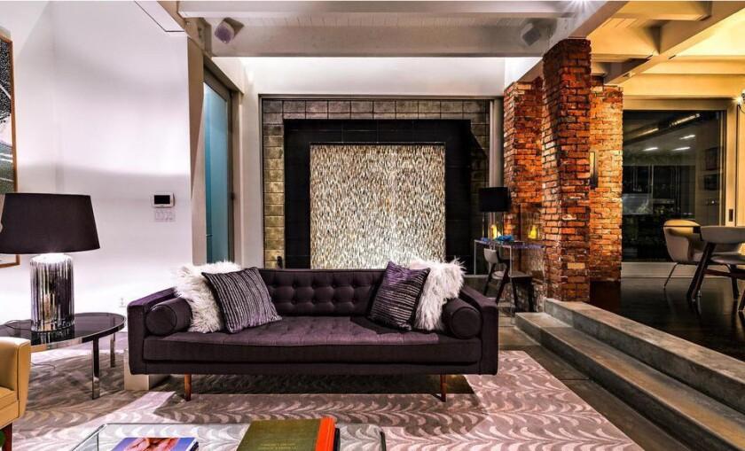 Eric Heimbold's Venice home