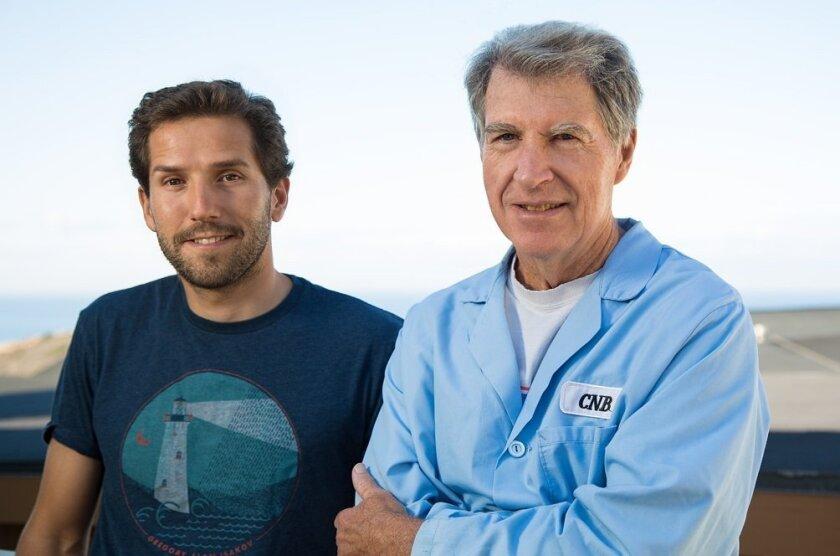 Antonio Currais and Dave Schubert.