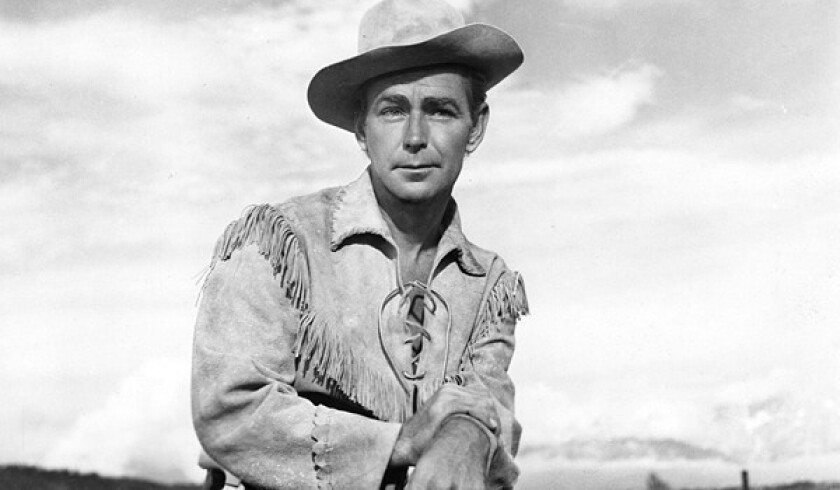 """""""Shane,"""" the seminal western starring Alan Ladd, will screen at the academy's Samuel Goldwyn Theater for its 60th anniversary."""