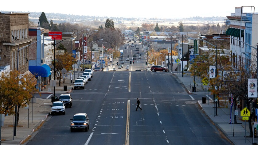 Lassen County, California