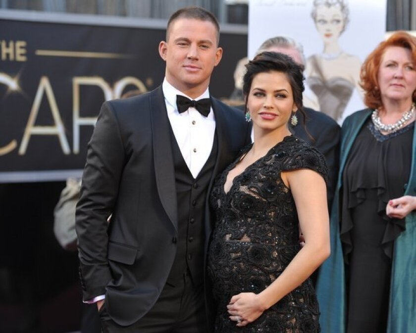 Jenna Dewan-Tatum on pregnancy, career, husband Channing Tatum - Los