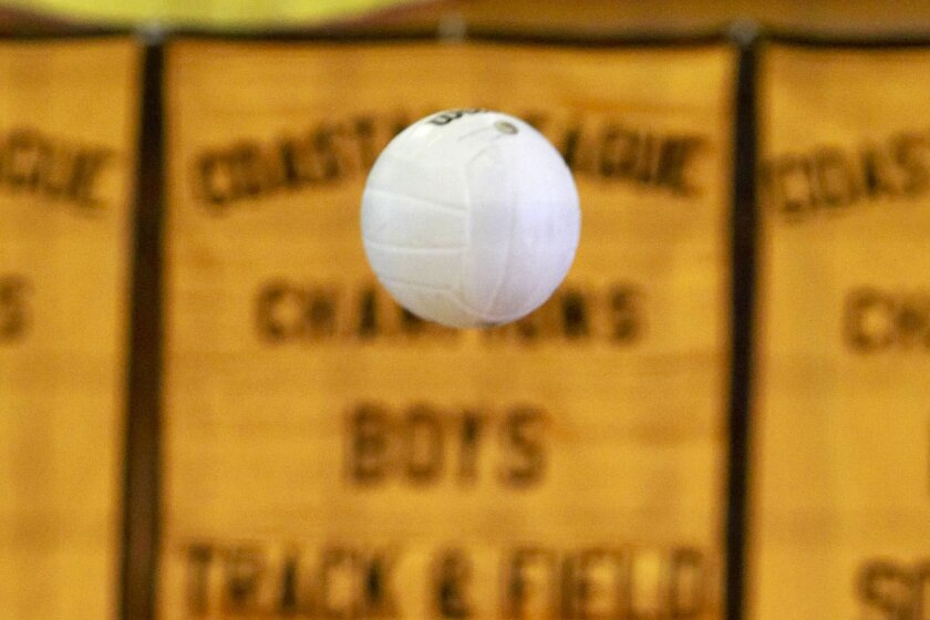 The Francis Parker boys volleyball team will play Laguna Beach in the semifinals on Thursday.