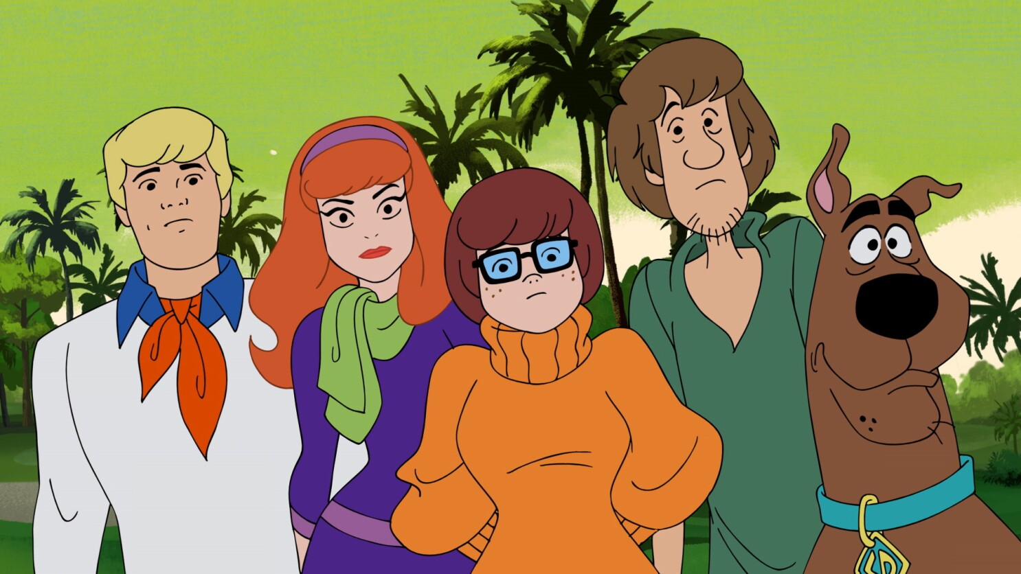 New Scooby Doo Trailer Turns Chris Paul Sia And Wonder Woman Into Cartoons Los Angeles Times
