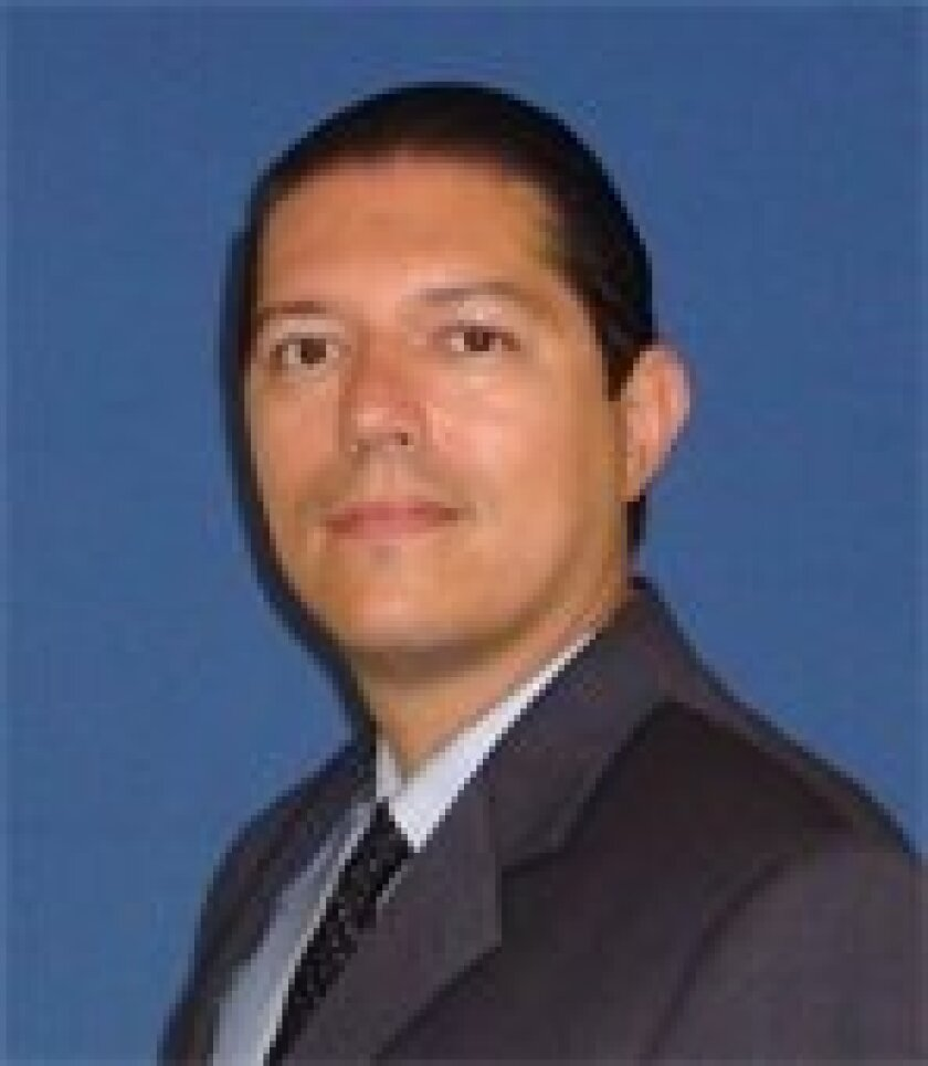 La Mesa's new Assistant City Manager Carlo Tomaino started on June 15.