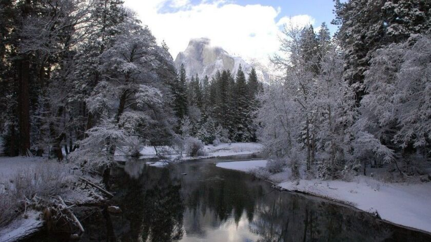 As government shutdown continues, human waste on Yosemite's roadsides prompt park closures