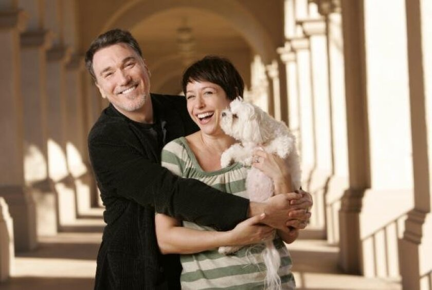 "Patrick Page and Paige Davis will star in ""I Do! I Do!"" at the Old Globe's Sheryl and Harvey White Theatre. It will be the space's inaugural production."