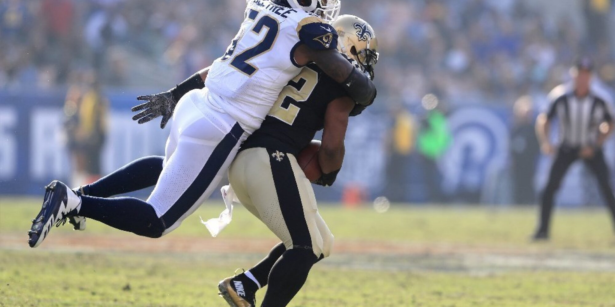 NFL Week 12 live: Rams hold on and beat the Saints 26-20