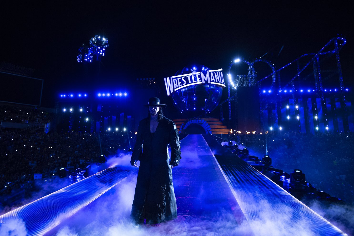 The Undertaker Spoke On Hilarious Reaction With Brock Lesnar At WWE Summerslam 1