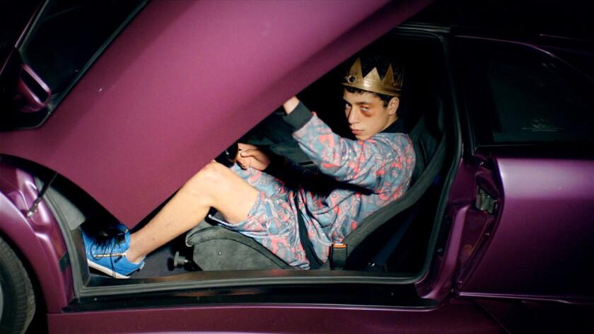 "Ayoub Elsari plays Ayoub, a Moroccan-Dutch teenager, in the movie ""Prince."""