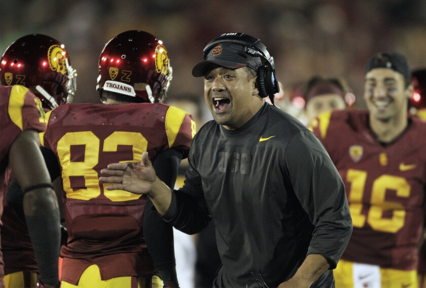 UCLA announced the hiring of Johnny Nansen on Monday. Nansen spent the last six seasons at USC in a variety of roles.