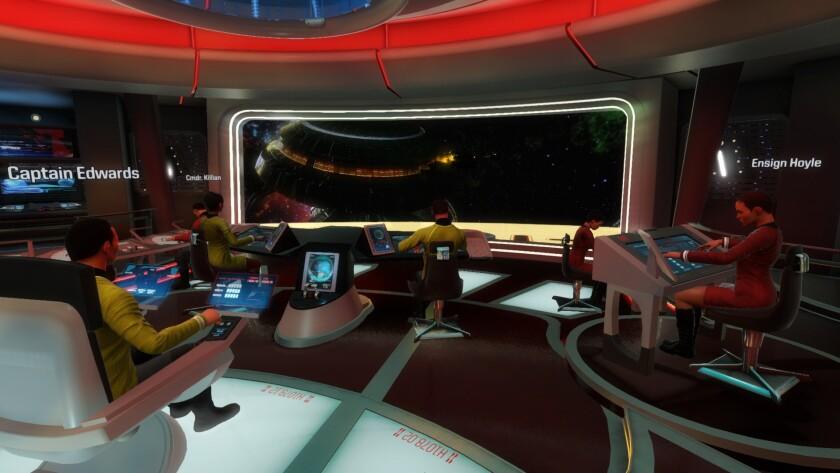 'Star Trek Bridge Crew'