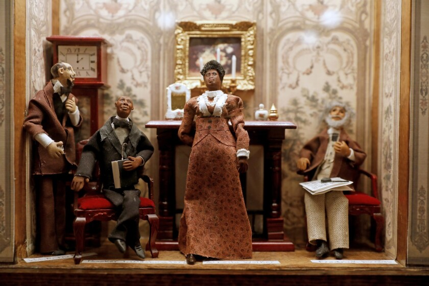 LOS ANGELES, CALIF. -- WEDNESDAY, OCTOBER 31, 2018: The Life and Times of Madame CJ Walker, on loan