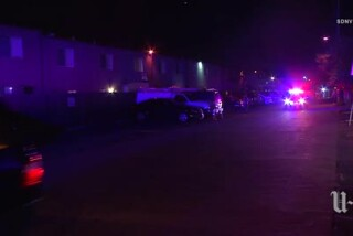 Outrage after officer involved shooting