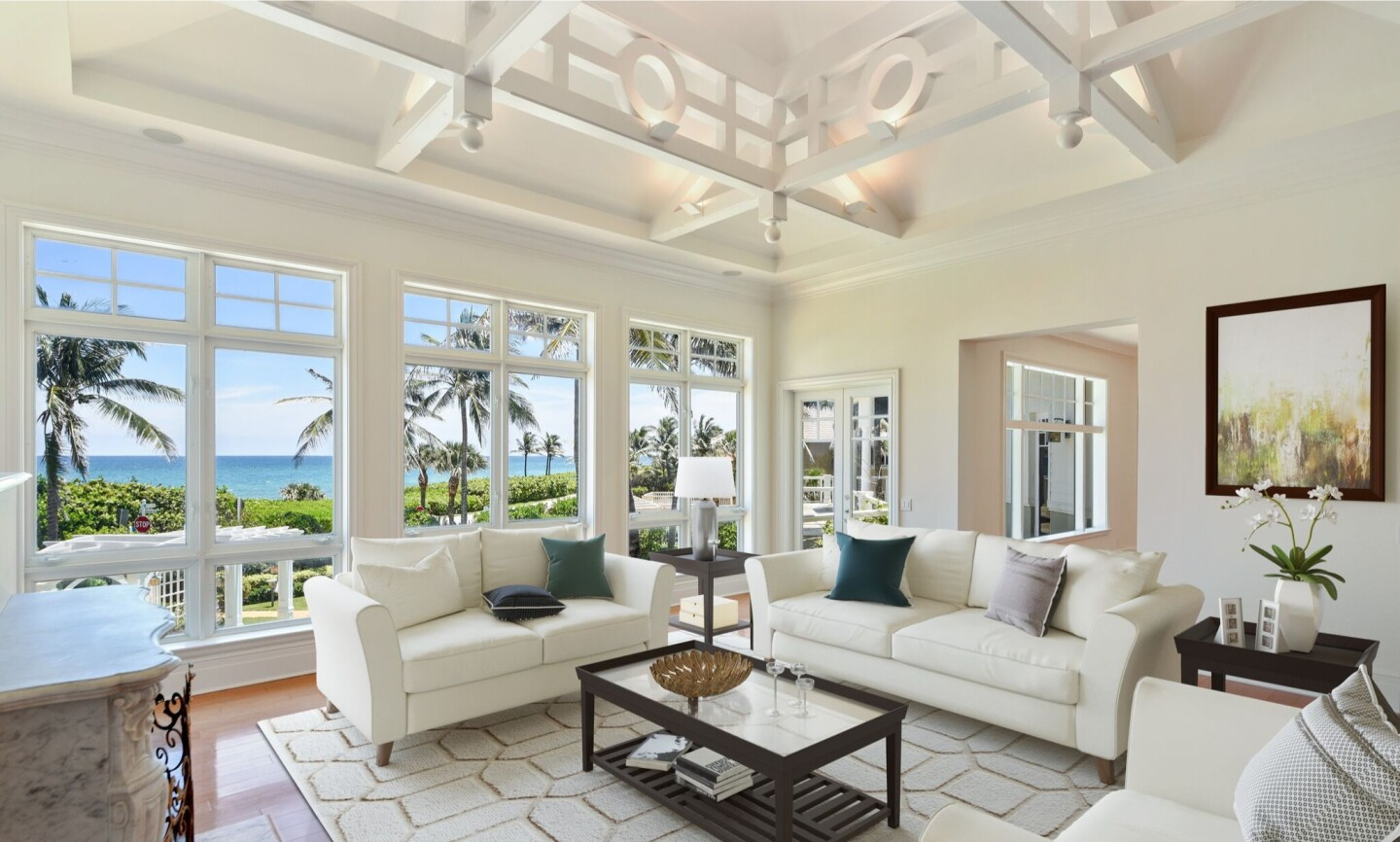 Ocean Ridge mansion | Hot Property