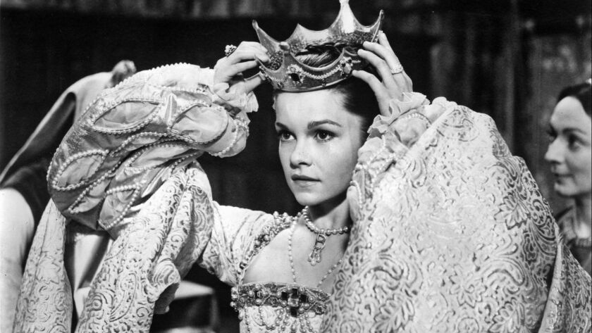 """Genevieve Bujold in a scene from """"Anne of the Thousand Days."""" Credit: Hal Wallis Productions"""