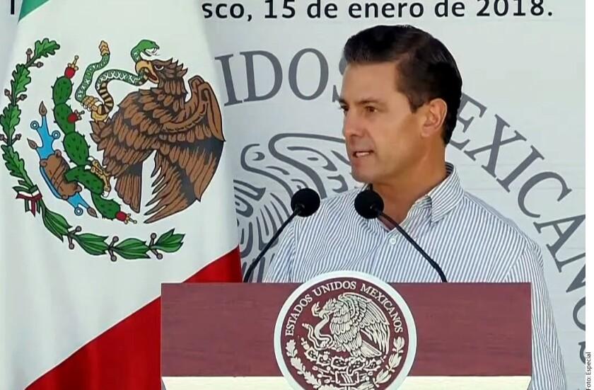 Para que la sociedad cuente con seguridad y justicia, no puede haber perdón ni olvido para los delincuentes, dijo ayer el Presidente Enrique Peña Nieto.