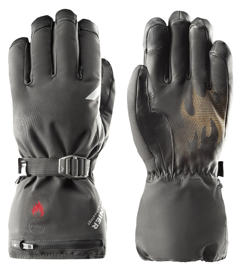 Zanier Heat STX gloves