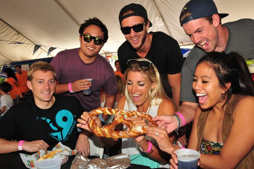 A photo of Encinitas Oktoberfest