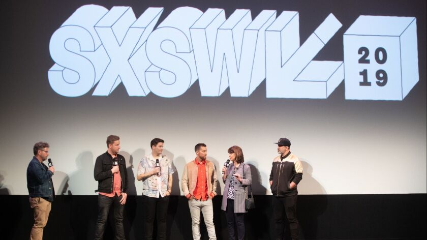 """""""The Boy Band Con: The Lou Pearlman Story"""" Premiere - 2019 SXSW Conference and Festivals"""