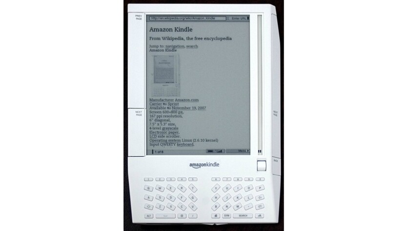 Amazon's $290 e-reader misfire: A hands-on review of the new Kindle