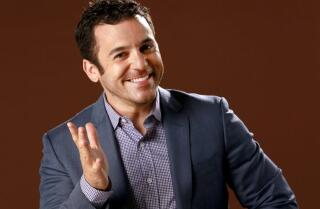 Fred Savage talks 'The Grinder'