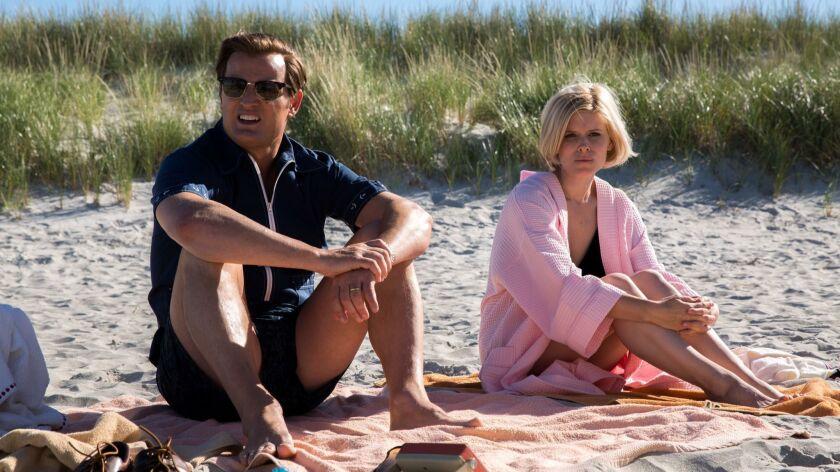 Jason Clarke stars as Ted Kennedy and Kate Mara as Mary Jo Kopechne in director John Curran's movie